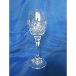 Skleničky na bílé víno Adéla, 26077/Větrník, 210ml,6 ks