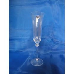 Skleničky na šampaňské - flétna Angela, 190 ml, 6 ks