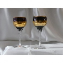 Sklenice na víno 2 ks, Rubín, 180 ml