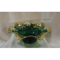 Miska lipna, Smalt, 20 cm, zelená