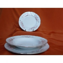 Sada talířů Bernadotte (18ks), 5396011/ Růžička