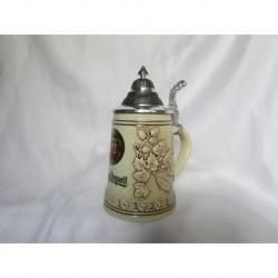 Korbel Pilsner Urquell s pečetí s ozdobným víčkem, 500 ml