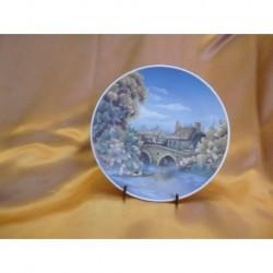 Nástěnný talíř Corso Country 1, 19 cm