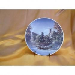 Nástěnný talíř Corso Country 2, 19 cm