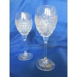 Skleničky na víno Adéla, 57001- 210 ml, 6 ks