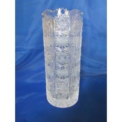 Váza - válec křišťálová , 57001- 205 mm