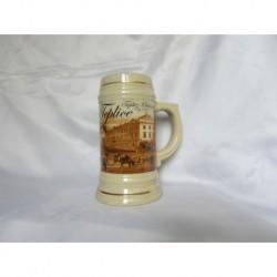 Korbel historické Teplice Bavor, 500 ml